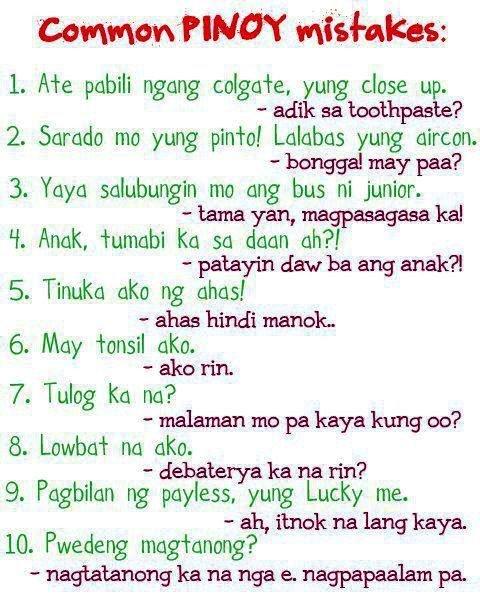quotes pinoy jokes tagalog version quotesgram