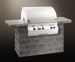 Stainless Natural Gas Grill
