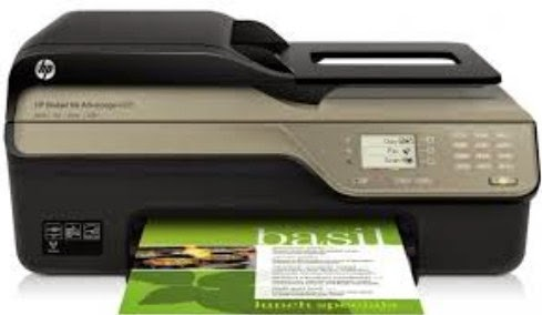 HP Deskjet 4625 Printer Download Free Driver