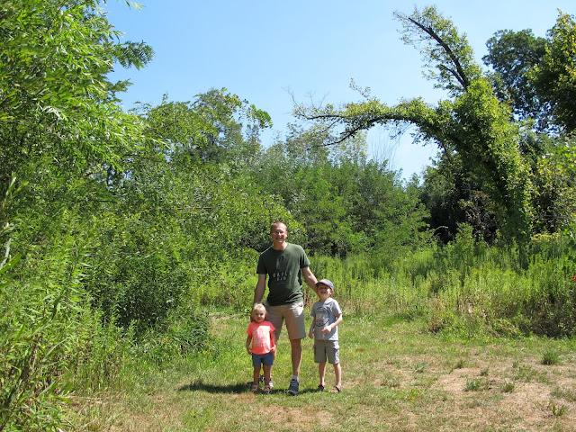 Secrest Arboretum Walk