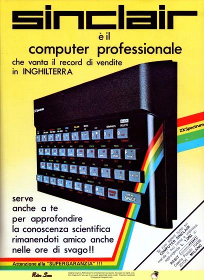 Sinclair ZX Spectrum (1984)