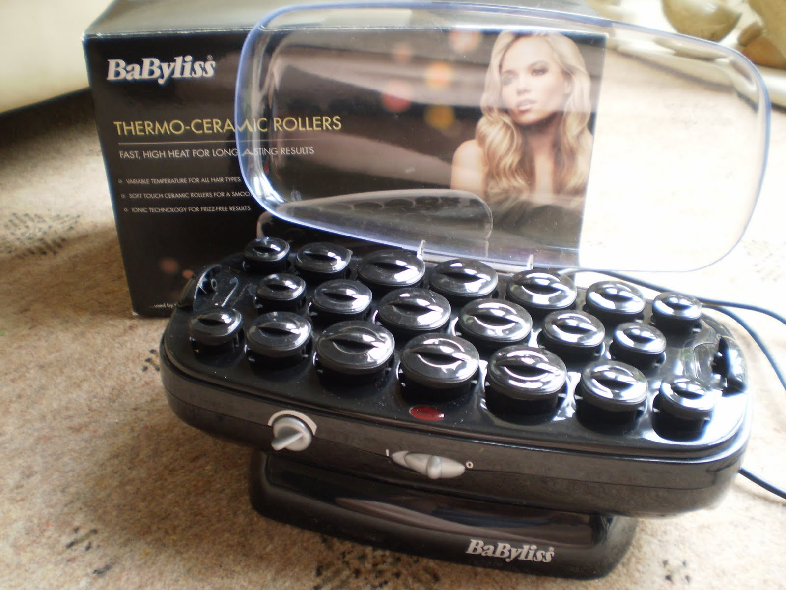 Just jen babyliss heated rollers - Rulos termicos babyliss ...