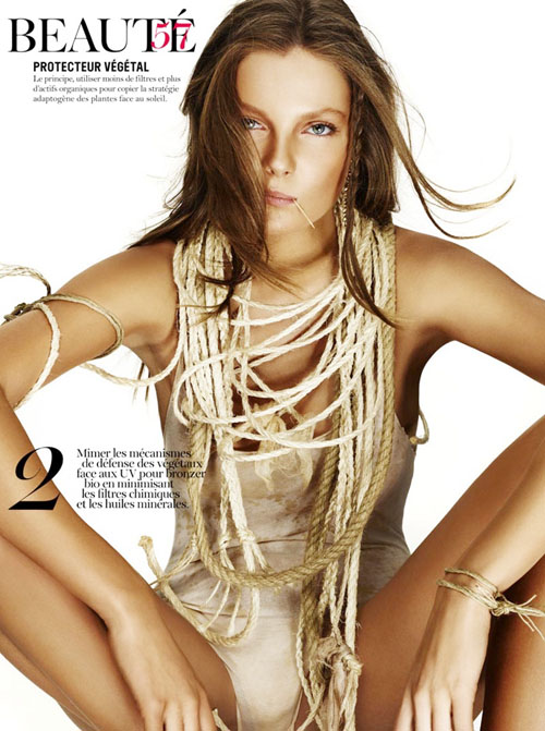 Eniko Mihalik 1 of top 10 top models of the world