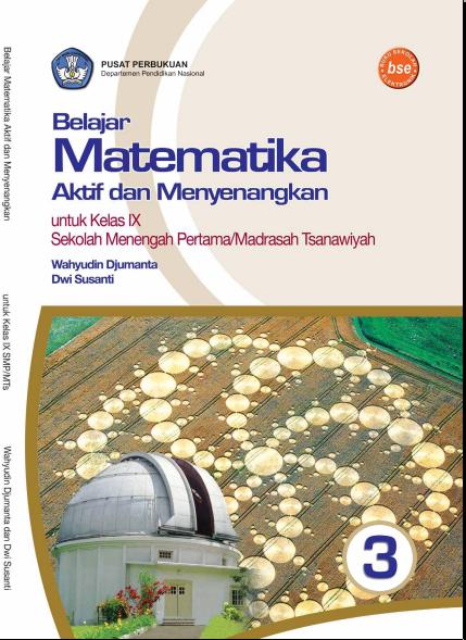 Buku Elektronik Smp Belajar Matematika Aktif Dan Menyenangkan
