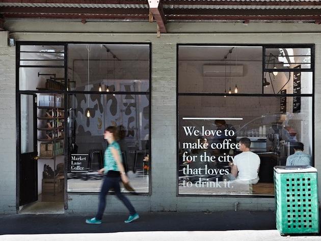 Hommie Market Lane Coffee Shop