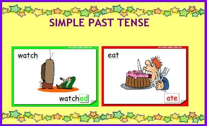 simple past explanation