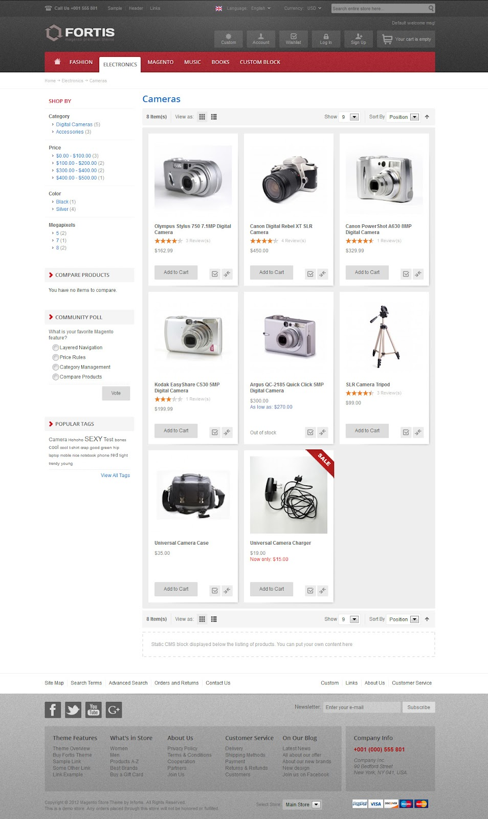 Fortis-flexible-Magento-Online-Shopping-Templates