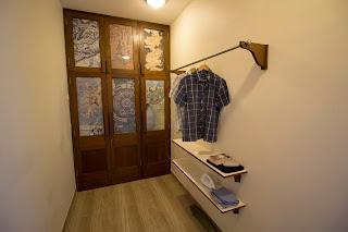 map wardrobe custom made