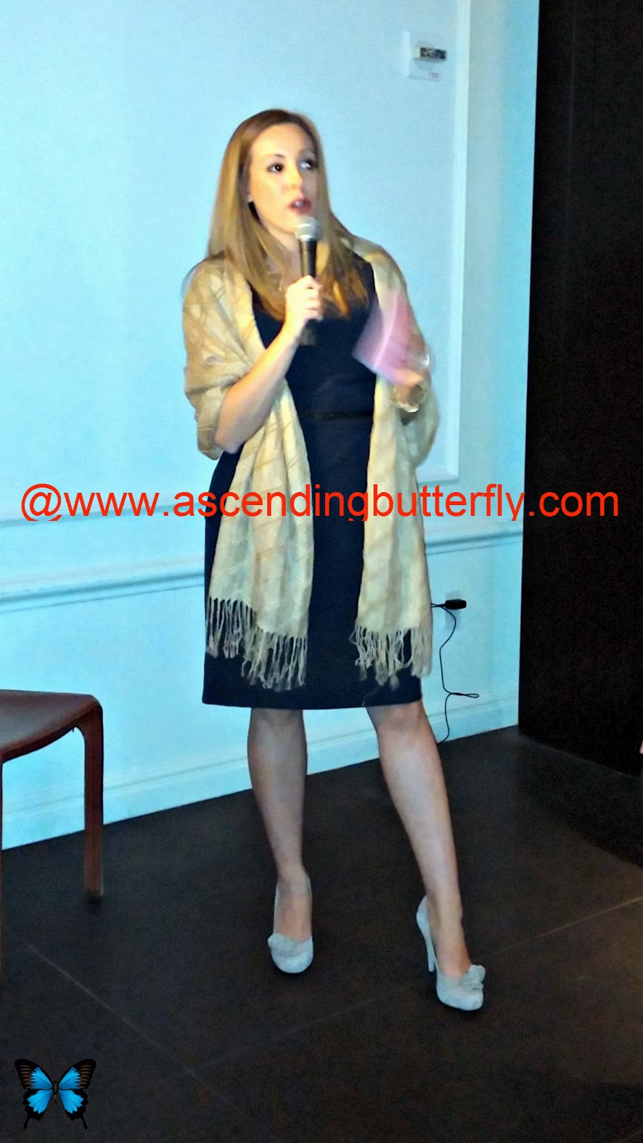 Vera Sweeney of Lady and the Blog