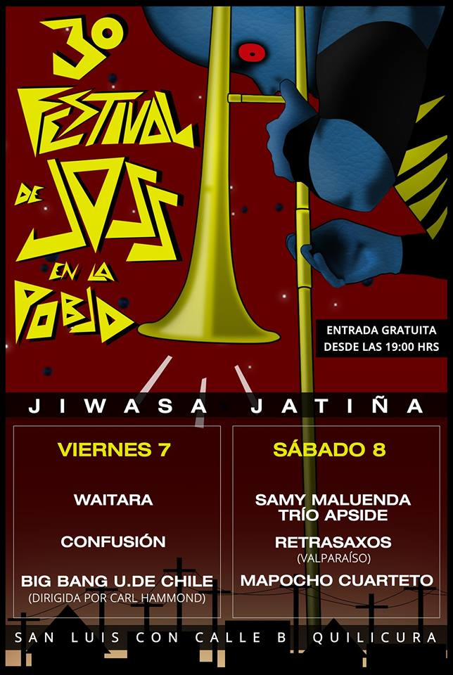 3º Festival de Jazz en la Pobla