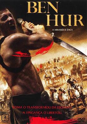 Ben Hur: A Minissérie Épica - DVDRip Dual Áudio