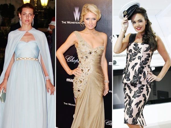 World's Richest Eligible Ladies