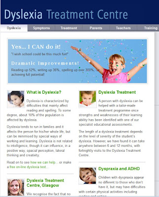 Dyslexia treatment in adults