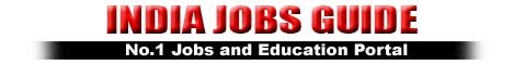 India Jobs | All India Jobs | India Results | All India Results