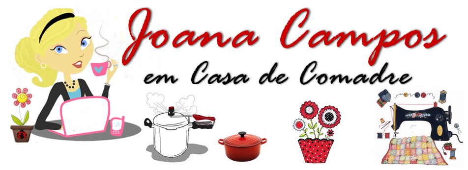 *Joana Campos* em Casa de Comadre.
