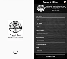 Legal App of the Month - Property Claim