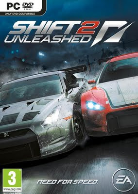 Need For Speed: SHIFT 2 Unleashed + Crack &#8211; TORRENT -