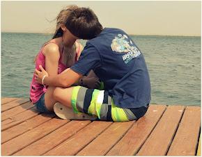 En un beso tuyo, siempre encuentro mi paz!