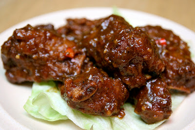 Black Pepper Spare-ribs