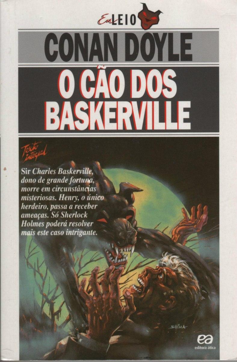 Resenha: O Cão dos Baskerville - Sir Arthur Conan Doyle