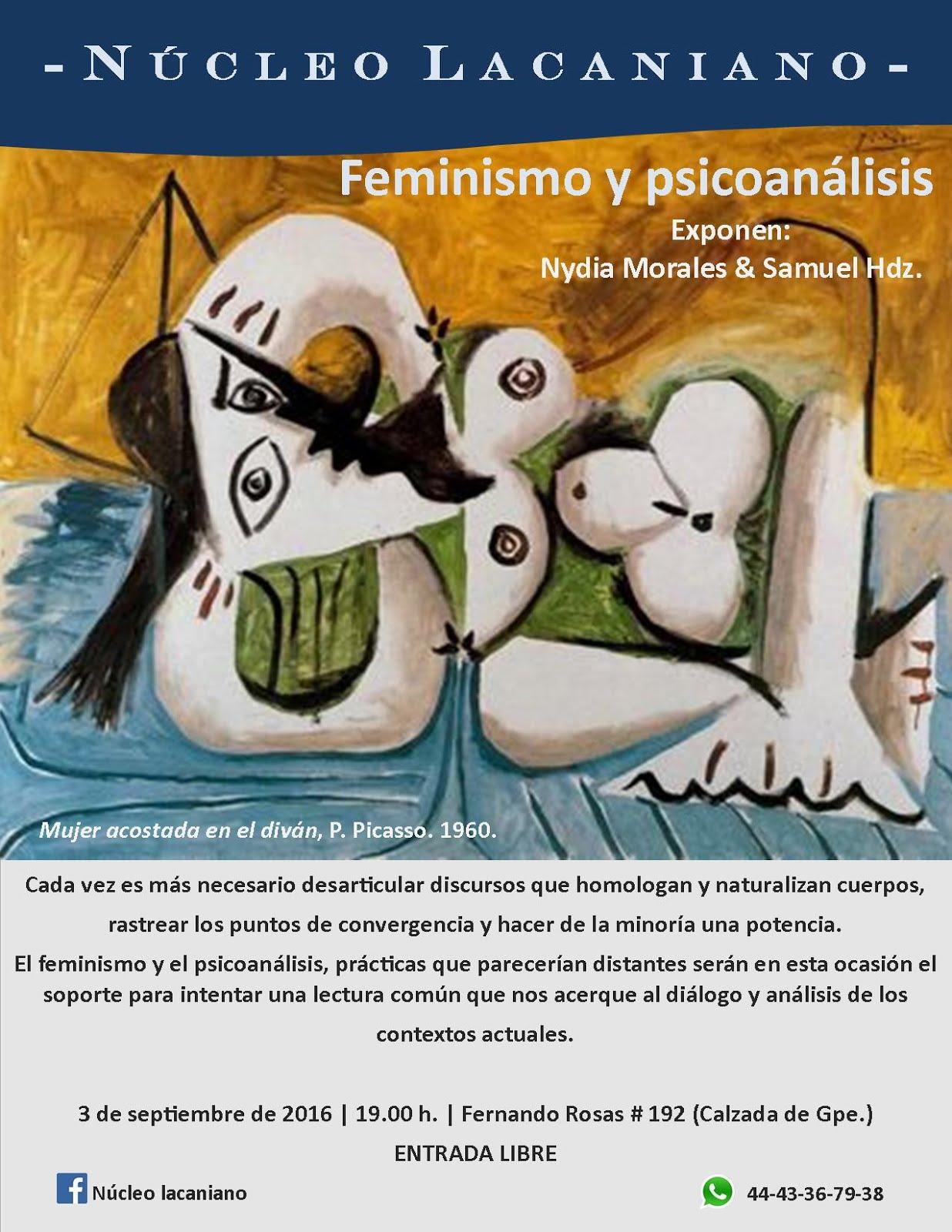 Feminismo y psicoanálisis