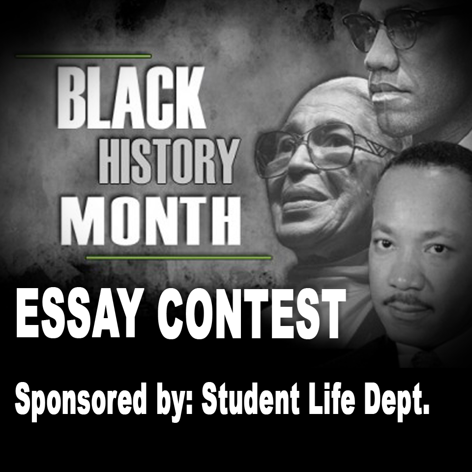 National black history essay contest