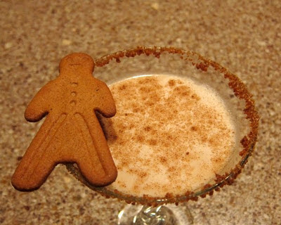 Martini Madness Gingerbread Recipe Holiday Cocktails