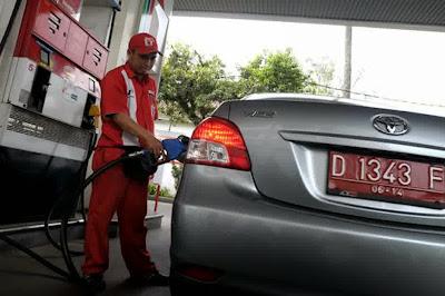mobil Toyota memang didesain untuk efisiensi bahan bakar