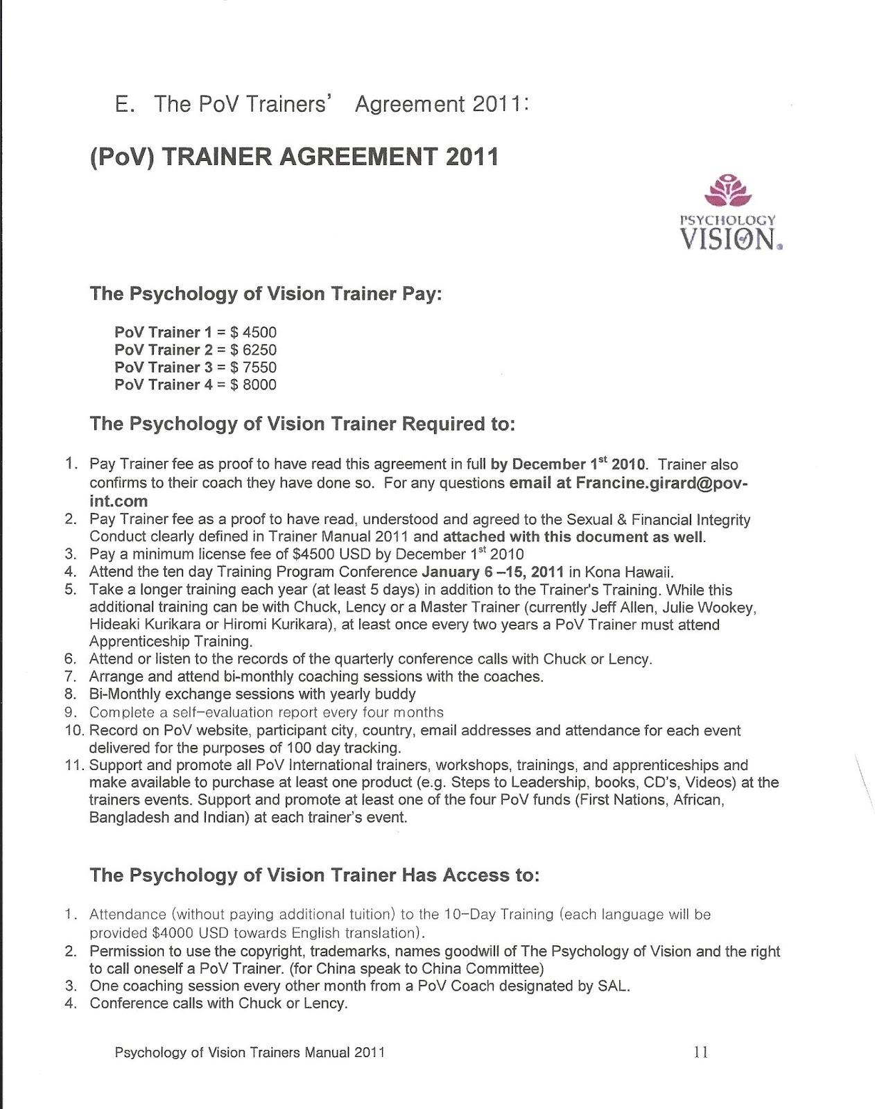 psychologie of vision