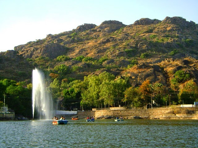 Mount Abu in Rajasthan