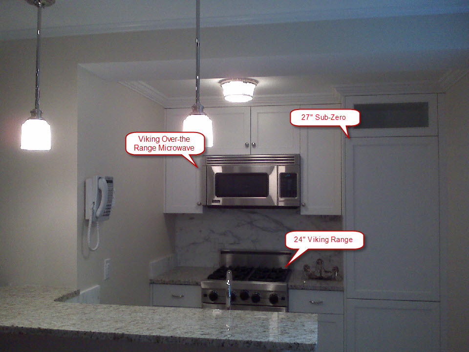 Yale Appliance Lighting Small Kitchens