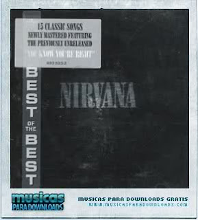 Capa Nirvana – Best Of The Best | músicas