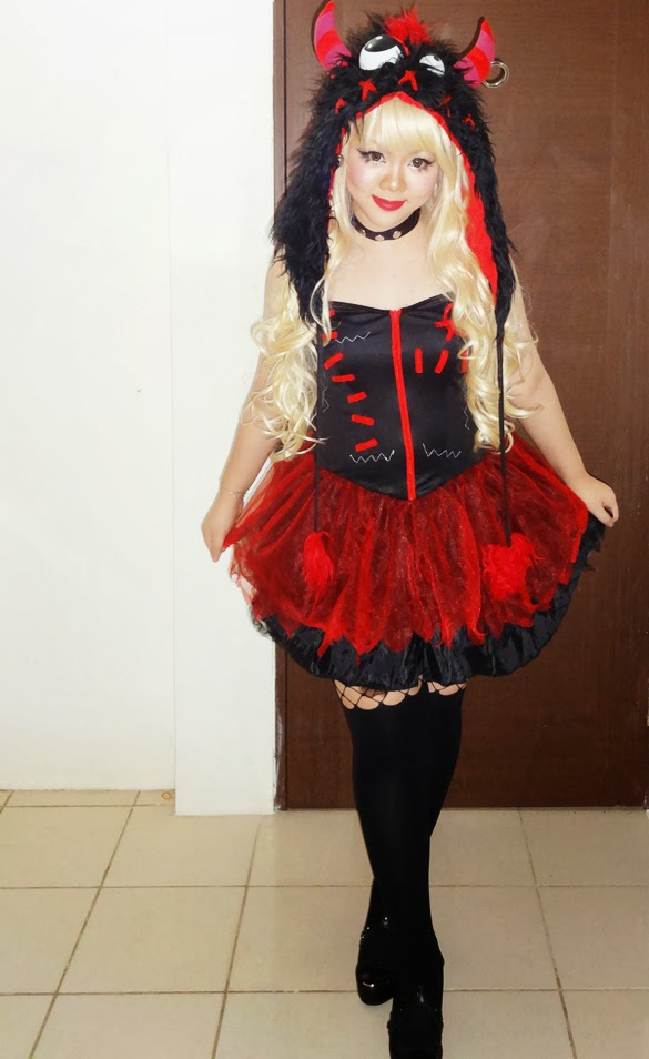 ilovesexy costume