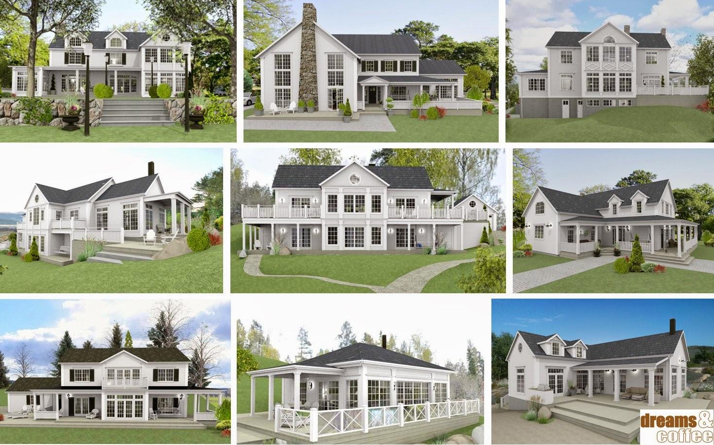 2014 års New England hus