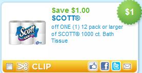 Scott Tissue