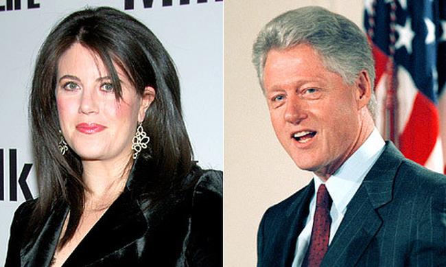 Ο Μπιλ Κλίντον ξεγελούσε ακόμα και τους πράκτορες της CIA για να βλέπει τις ερωμένες του