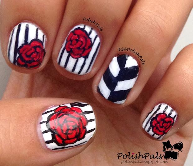 polish pals rose