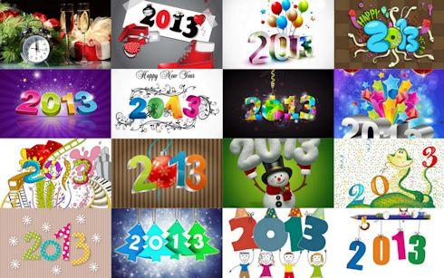Imágenes de Año Nuevo 2013 para compartir
