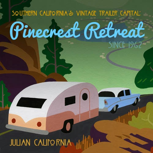 California's Vintage Trailer Capital: