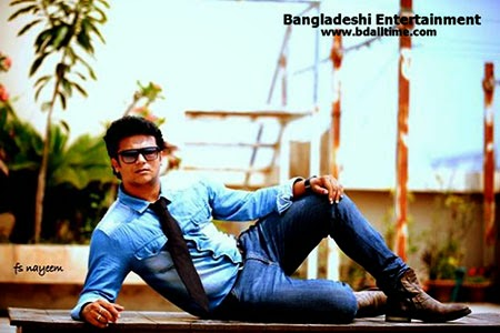 Bangladeshi Model and Actor FS Nayeem