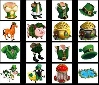 castleville st patrick quests guide market items