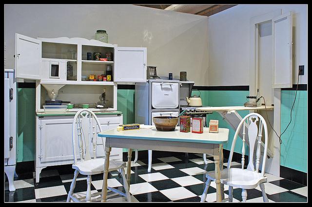 1930 kitchen table