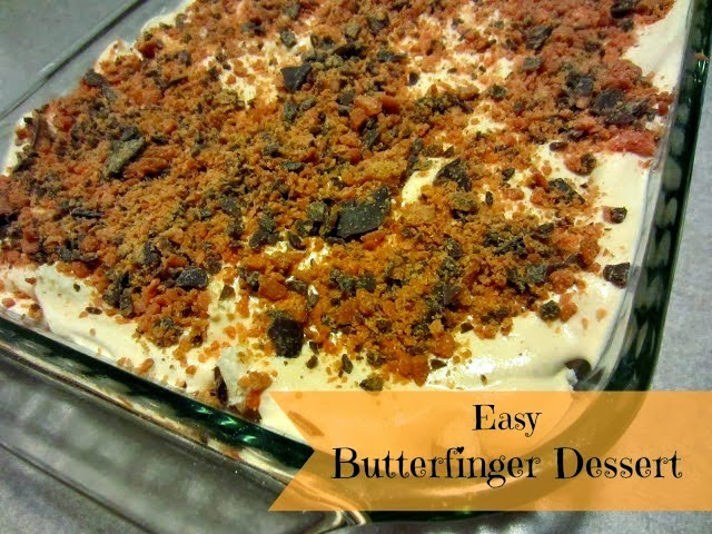 Butterfinger Cake Recipe Angel Food