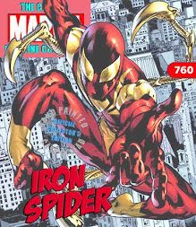 Spider-Man (Iron Spider)