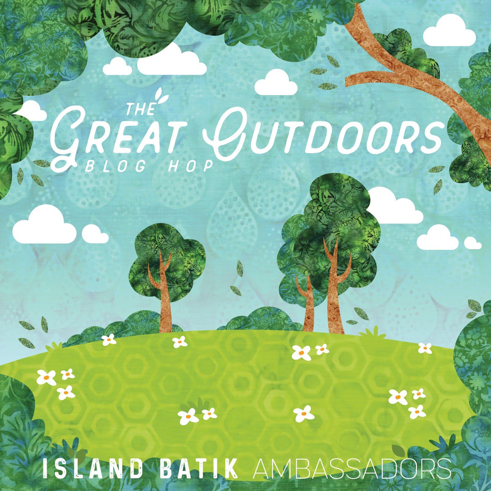 Island Batik Ambassador Blog Hop