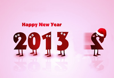 Happy New Year 2013 Wallpapers and Wishes Greeting Cards 068