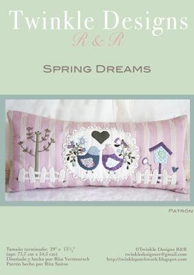 cojín Spring Dreams - Twinkle designs R&R