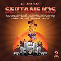 CD 40 Sucessos Sertanejos (2012)