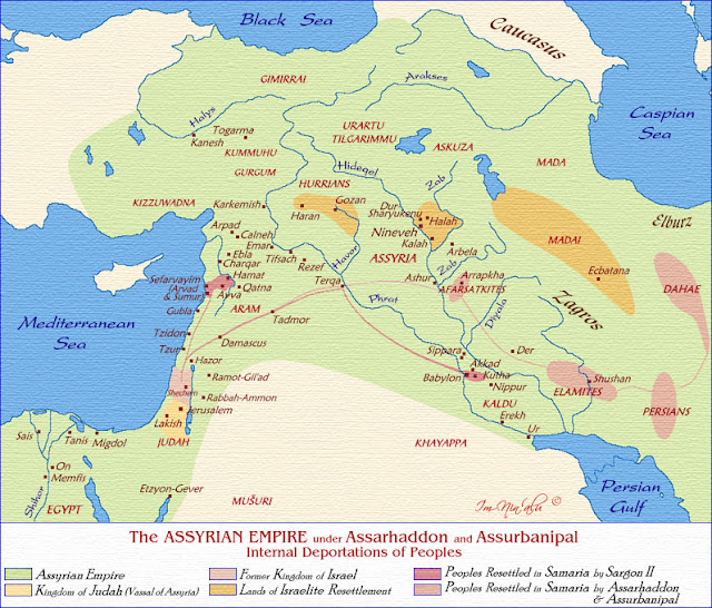 Misteri Dan Sejarah 10 Suku Israel Yang Hilang Apa Kabar Dunia