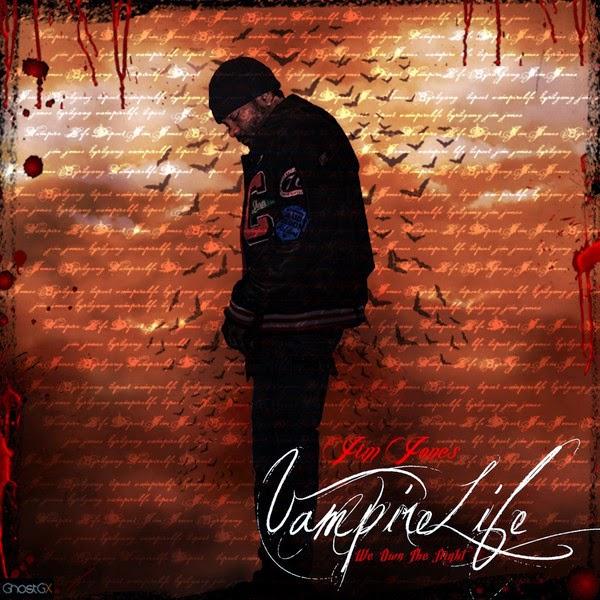 Jim Jones - Vampire Life Cover